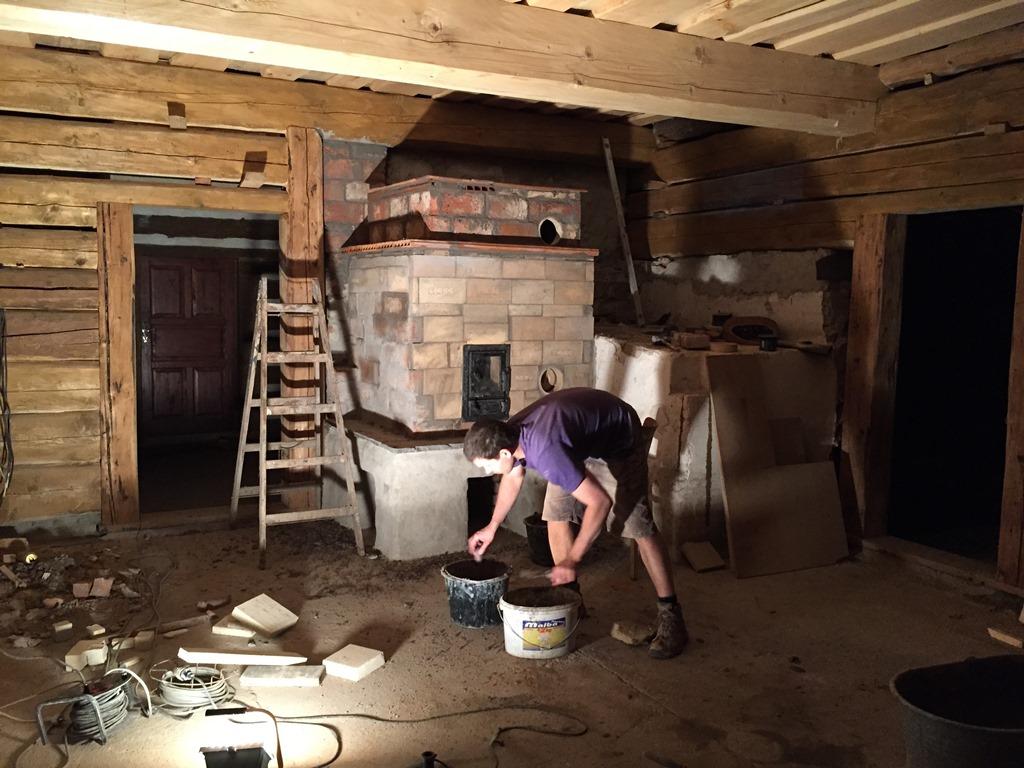 Postavte si svépomocně kamna co vytopí Váš dům