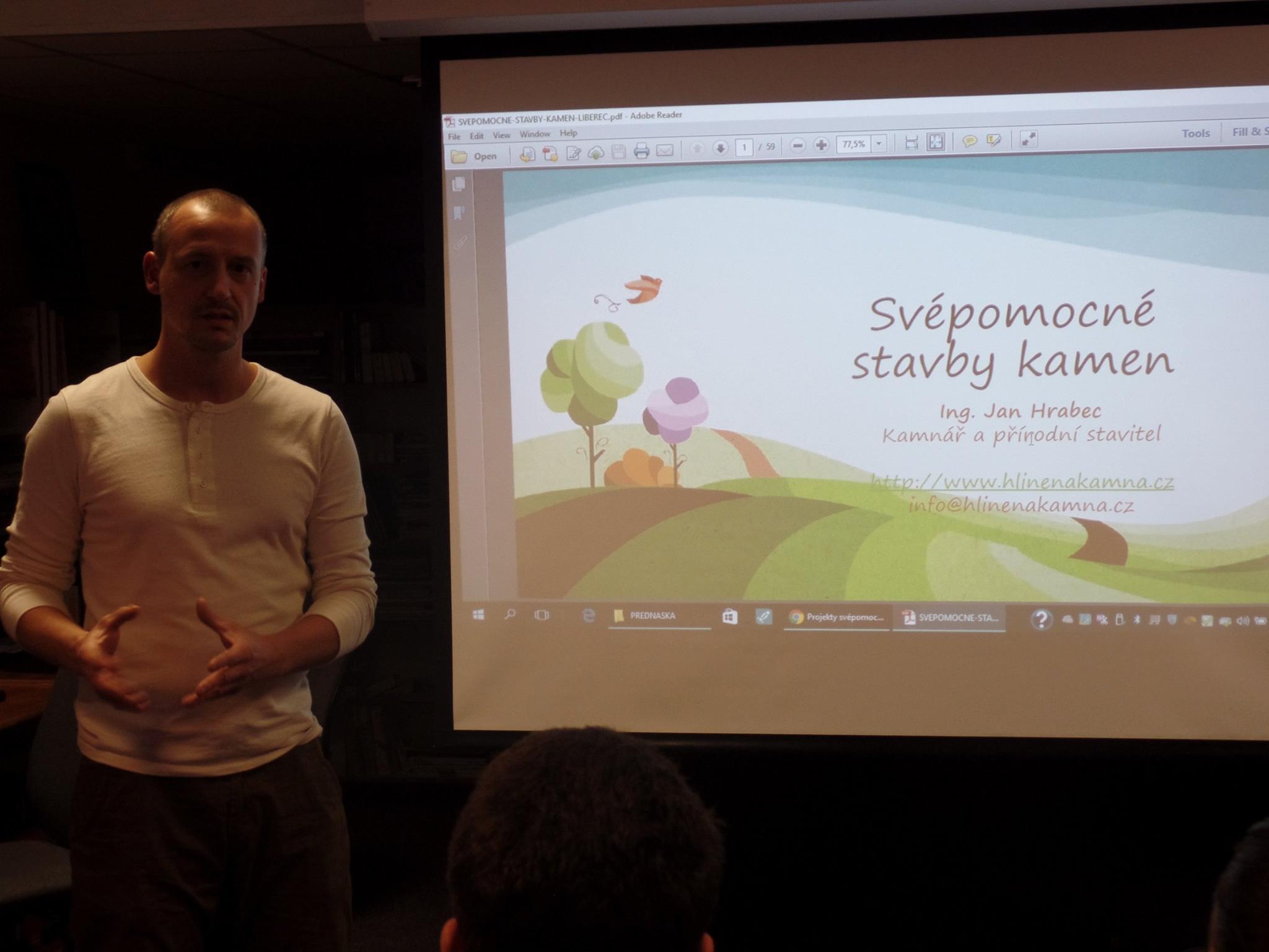 Nahrávky a prezentace z webinářů