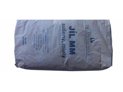 Kamnářská hlína MM – pytel 30 kg