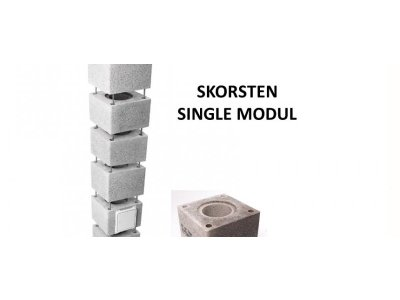 Single modul - Návod na stavbu
