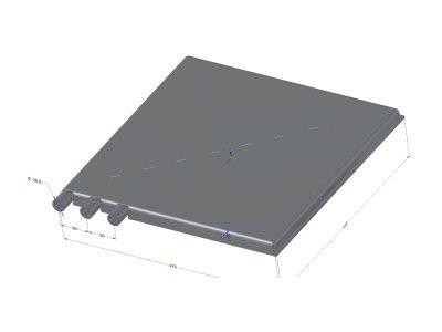 JOKR - Teplovodní absorbér