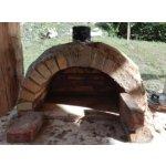 3. Stavba zahradní hliněné pece